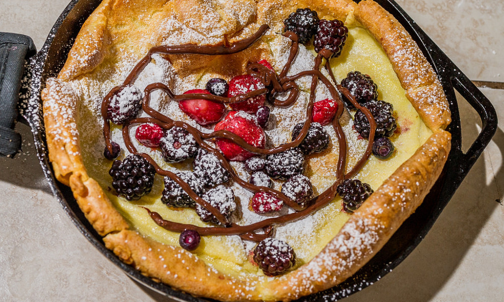 Dutch Baby (German Baby) Recipe