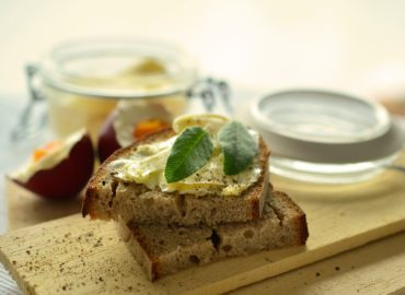 Sardine Butter with Capers