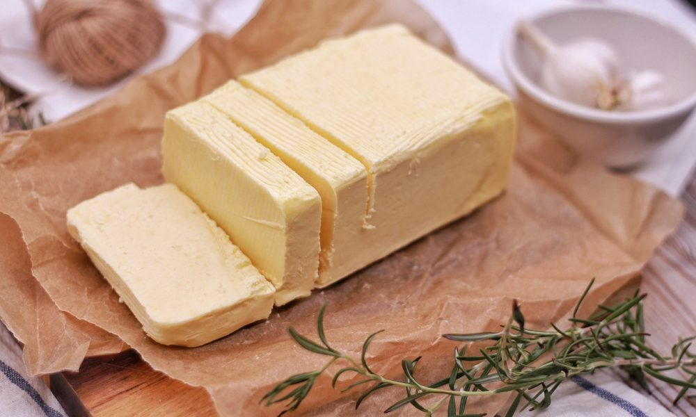 Vintage Style English Butter Recipe