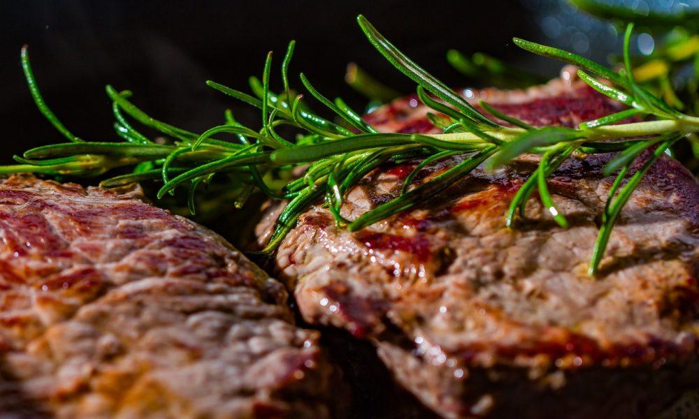 Pork Loin Steaks in Honey – Venison Steaks