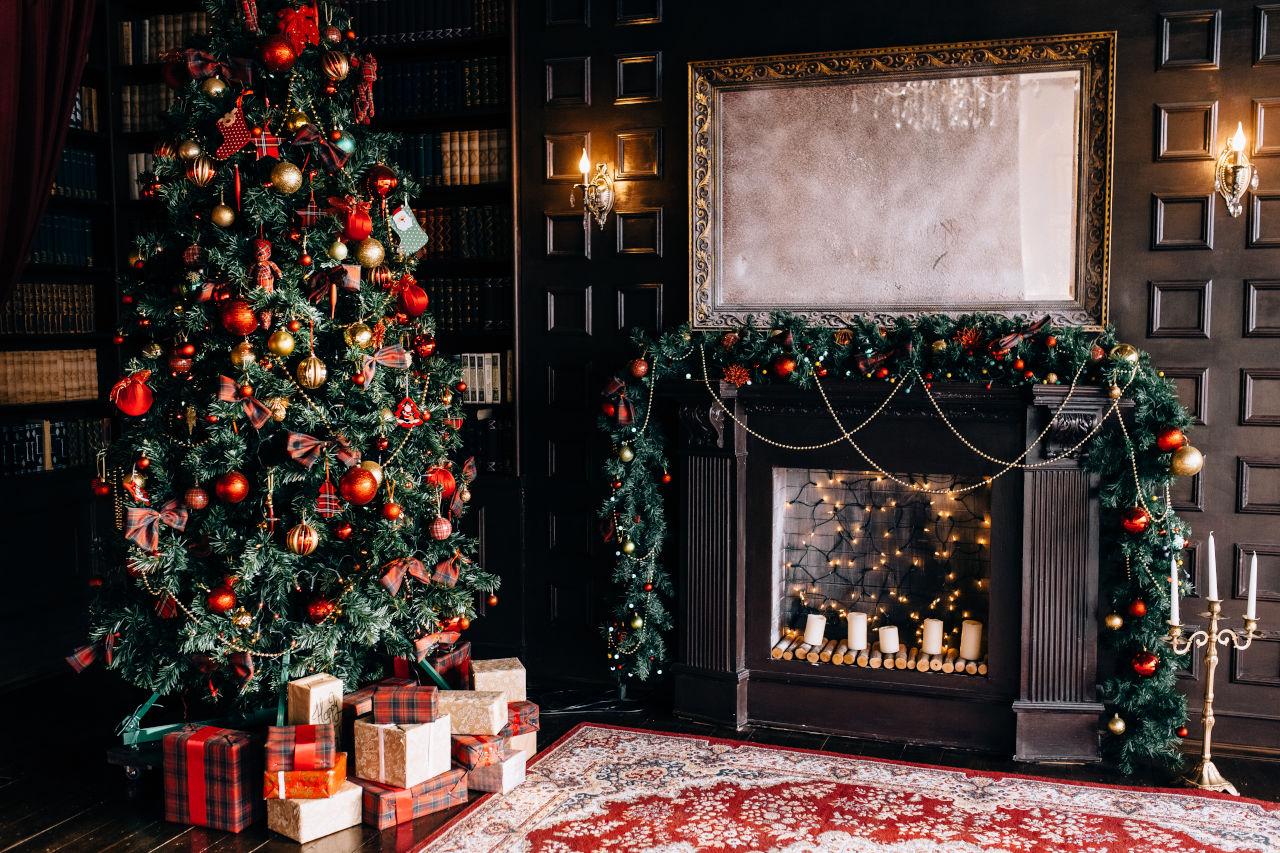 Top Christmas Home Interior Design Ideas 2020