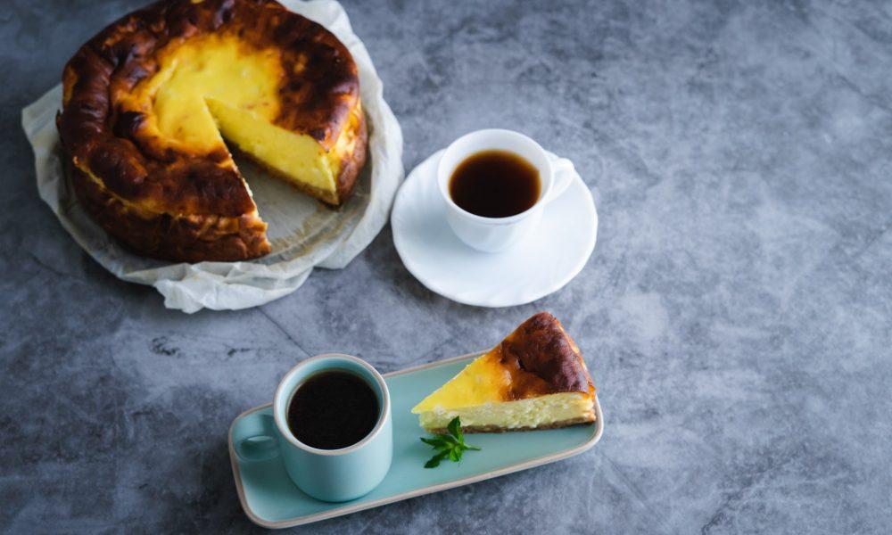 Velvet Coffee Cheesecake