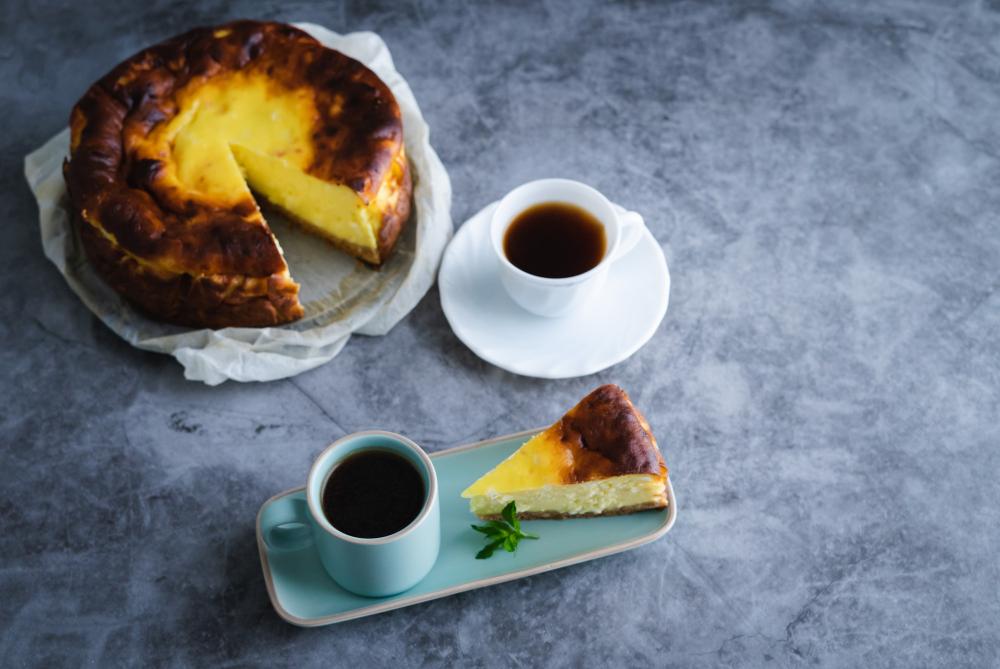 Velvet Smooth Coffee Cheesecake