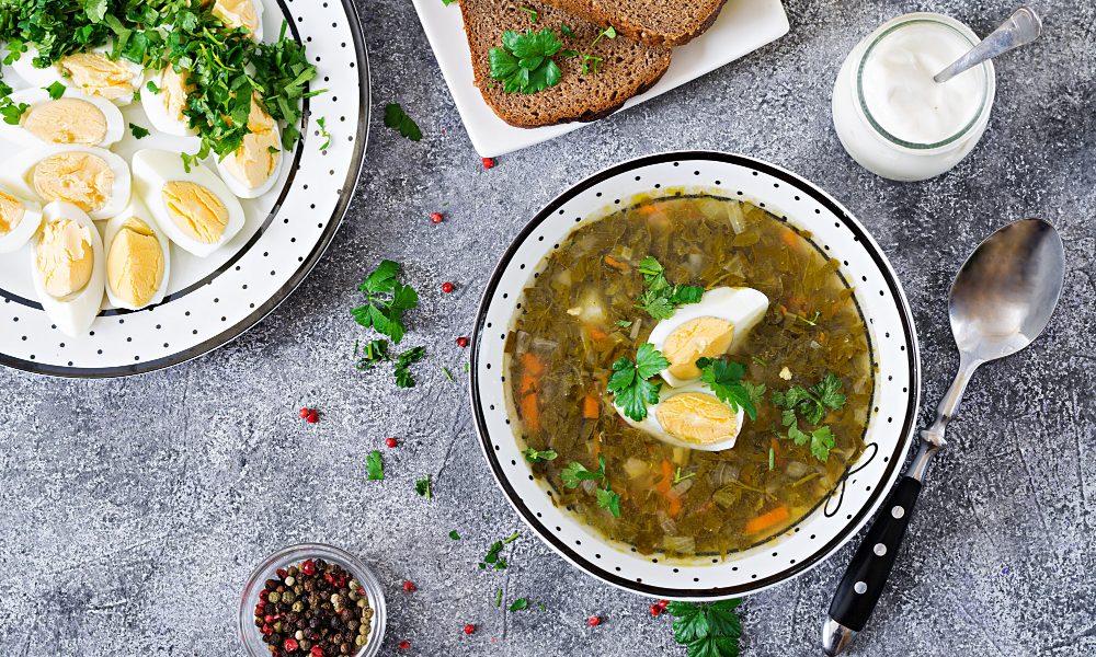 Sorrel Soup Recipe